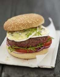 Bresse-burger