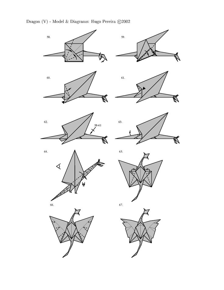 17 best images about origami dragon on pinterest