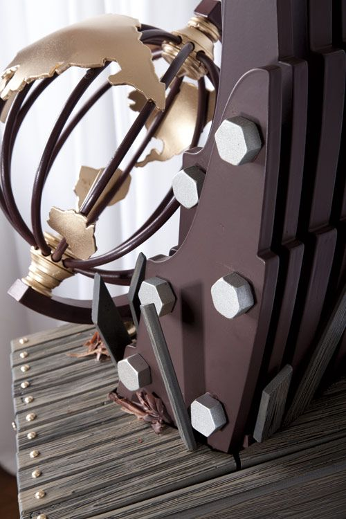 new chocolate showpieces 2015 | Searching for the US Chocolatier of the Year