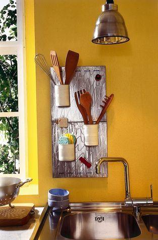 Mobili cucina fai da te casa pinterest fai da te e - Mobili per cucine in muratura fai da te ...