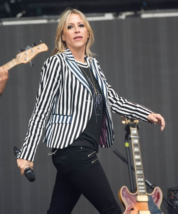 Nicole Appleton All Saints