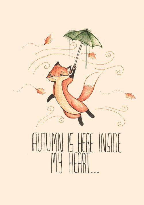 Autumn | via Tumblr More