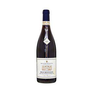 BOUCHARD AINÉ & FILS France Burgundy Vin Rouge Bourgogne Hautes Côtes de Beaune AOC 2013 75 cl