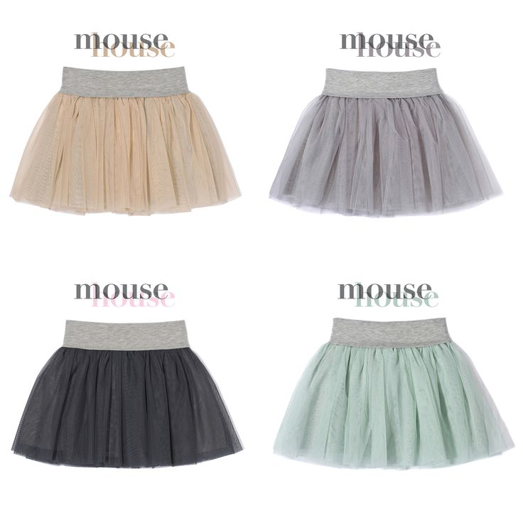 Kids on the Moon, tutu, mint, grey, vanilla, smokey navy.