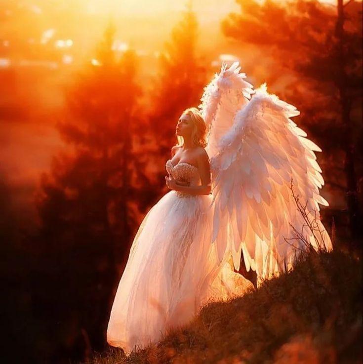 этой картинки самая нежная ангелы только