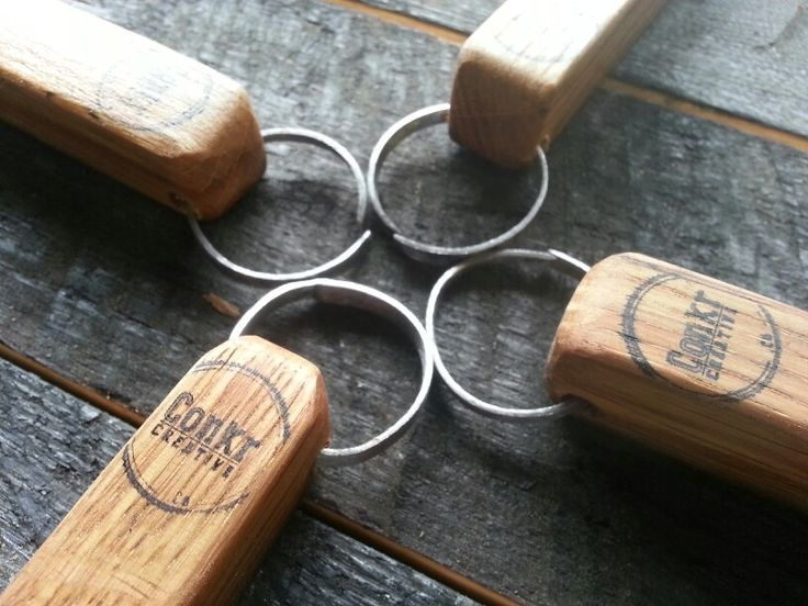 Full size whiskey barrel openers for the home bar. :-)