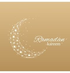 DesertRose,;,Ramadan greetings background luxury gold vector,;,