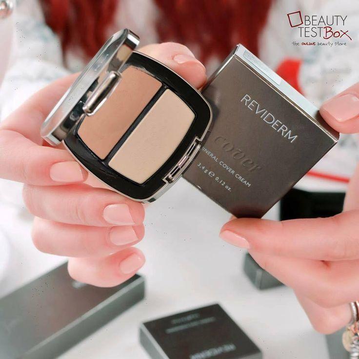 Ο καλύτερος σύμμαχος σου στο πρωινό μακιγιάζ!  ❤ ☀ Find Here: ➡ http://www.beautytestbox.com/woman/proionta?brand=137_145&limit=30&manufacturer=145 #RevidermMakeUp #beautytestbox #beautytestboxeshop #reviderm #MineralCoverCream #revidermmakeupgreece #eshop #facecare #facebeauty #makeup #like #BeautyinGreece #Greece #GreekGirl #happy #care #must_have #cosmetics #excited #beauty #Greekeshop #beautyproducts #instadaily #picoftheday REVIDERM Reviderm Greece https://youtu.be/ovdt9aY8ENQ