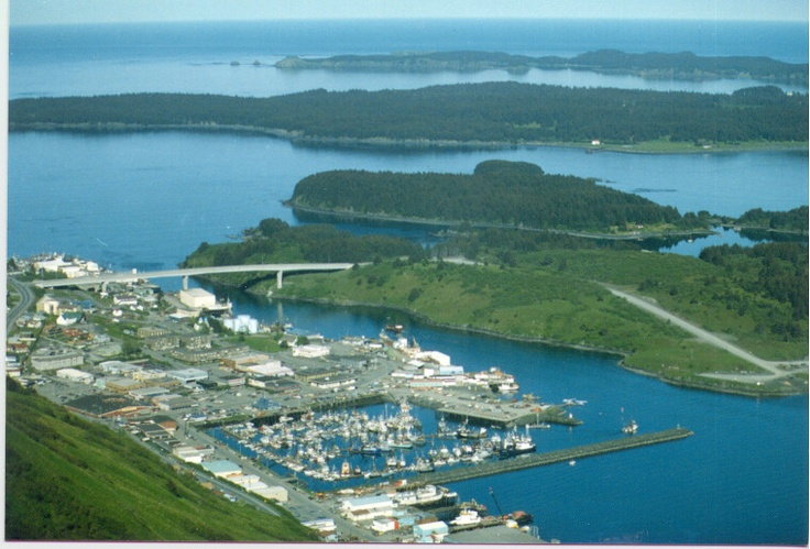 Kodiak, Alaska  Alaska's Emerald Isle