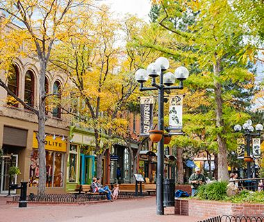 America's Best College Towns.  The University of Colorado at Boulder earned a spot on Travel and Leisure's list of top college towns.  A bike share program, unique shopping and fabulous dining helped CU earn the spot.