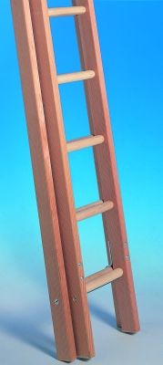 The Globe Double Extension Timber Ladder (Class 1)    http://www.laddersalesdirect.co.uk/extension-ladders/globe-double-extension-timber-ladder-class-1.html