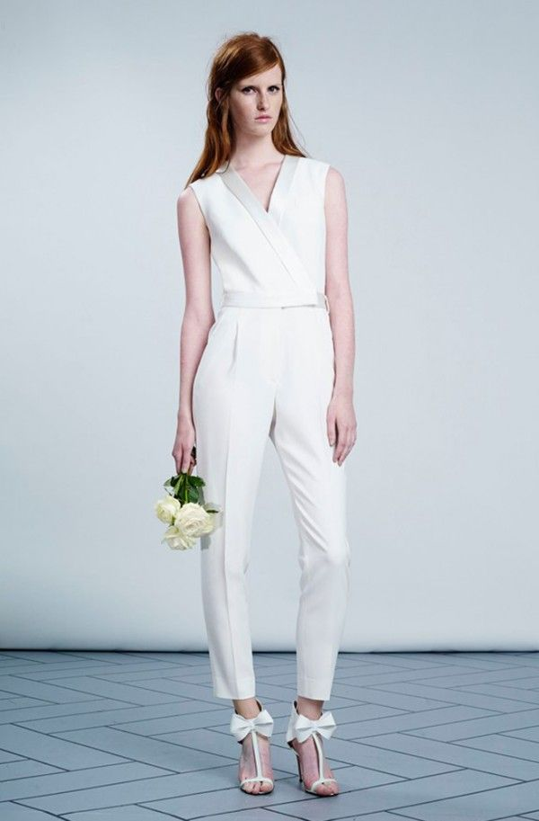 1000  images about For The Bride: Pant Suits on Pinterest