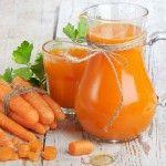 Sárgarépalé --  Az ital, mely tisztítja a májat, javítja a látást és serkenti a hasnyálmirigy működését
