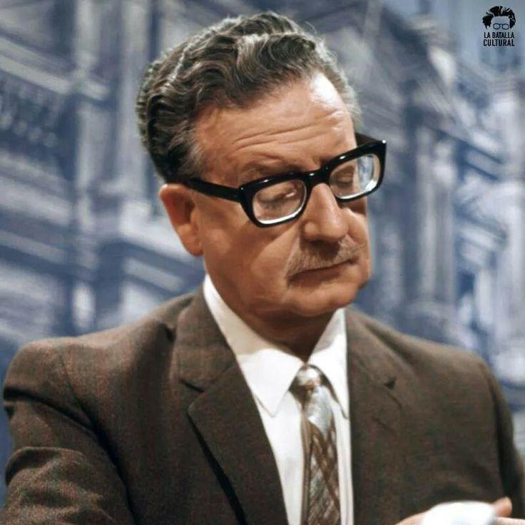 Compañero Salvador Allende