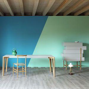 Tavolo allungabile Decapo - design Francesco Beghetto - Miniforms