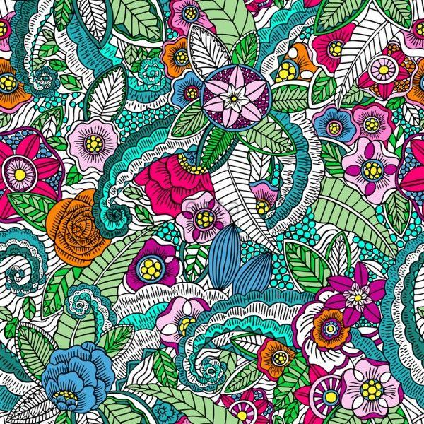 25+ beste ideen over Bloemen mandala op Pinterest ...