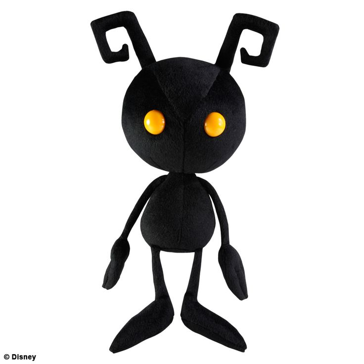 Kingdom Hearts Plush - Shadow Heartless @Archonia_US
