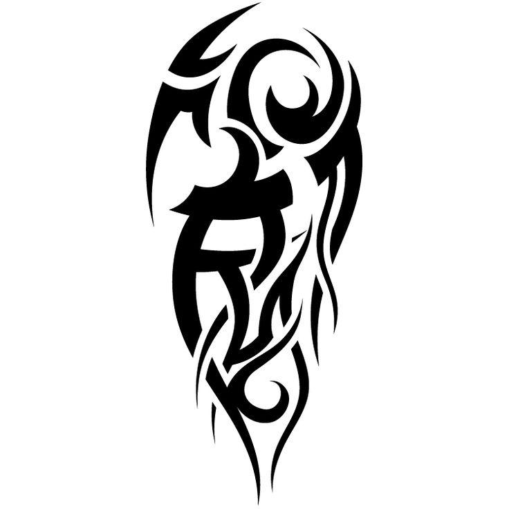 Tribal Temporary Tattoos #809