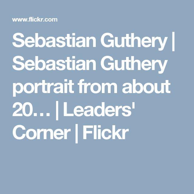 Sebastian Guthery Portrait