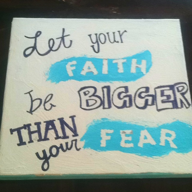 diy sharpie and paint canvas art