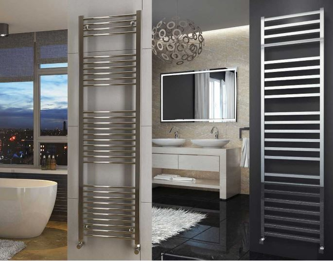 Benefits of Stainless Steel vs Chrome Towel Rails- Your guide