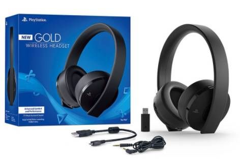 PlayStation Gold Wireless Headset 7.1 Surround Sound PS4 New Version 2018 for $85 Shipped https://www.lavahotdeals.com/us/cheap/playstation-gold-wireless-headset-7-1-surround-sound/309853?utm_source=pinterest&utm_medium=rss&utm_campaign=at_lavahotdealsus&utm_term=hottest_12
