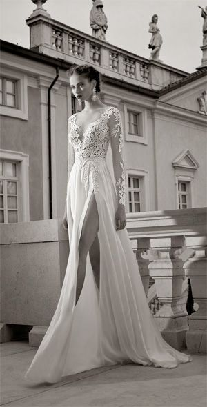 If I was having a winter wedding...Berta Bridal 2014 Collection - Brides Of Adelaide Magazine