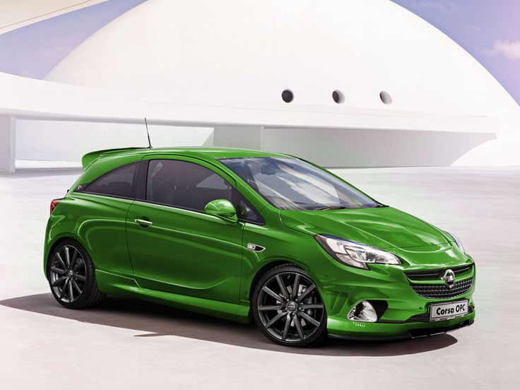 2015 Opel Corsa OPC the Mobile Date