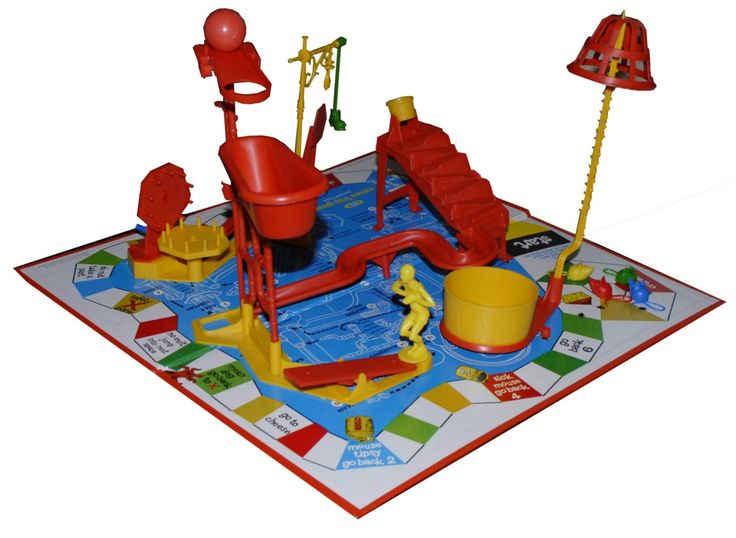 how to play mouse trap brain game