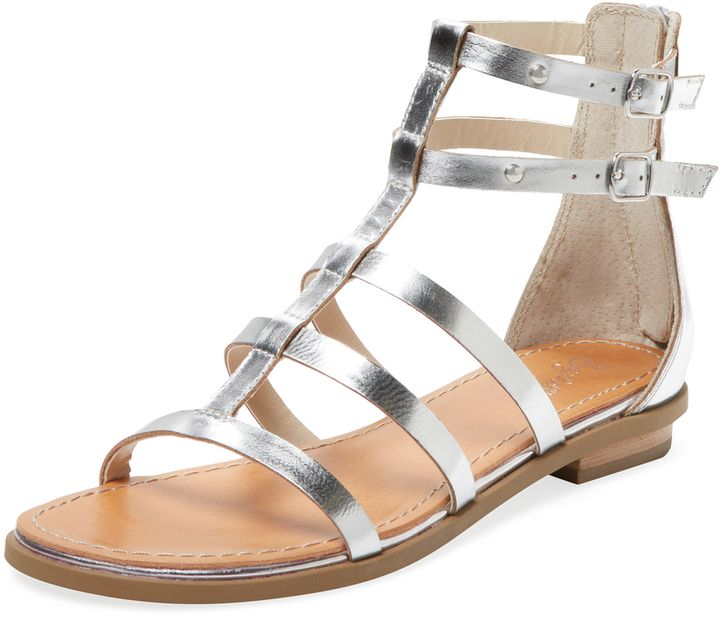 Seychelles Women's Collector Leather Gladiator Sandal
