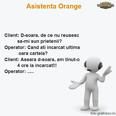 Asistenta Orange