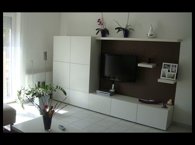 133 best images about wonen on pinterest modern wall - Salon ikea ideas ...