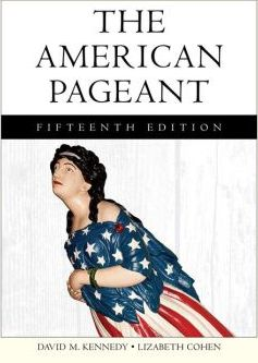 the american pageant chapter 1 notes Take effective notes  reading notes: students must submit maintain a  notebook of reading notes (either in outline or an  american pageant chapter 1.