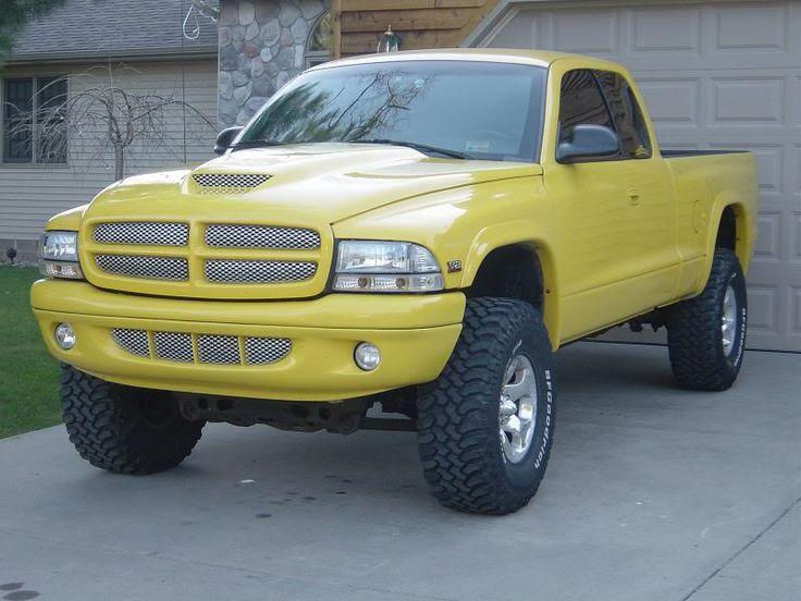 lifted dodge dakota truck DakotaDurango Members