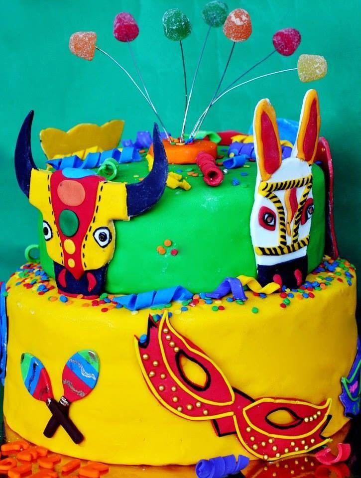 17 best images about decoracion fiesta carnaval de - Decoracion de carnaval ...