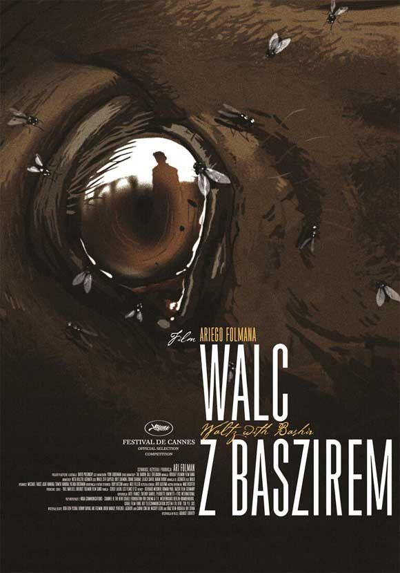 Waltz With Bashir (Polish) 11x17 Movie Poster (2008)