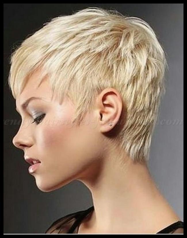 Kurzhaarfrisuren frauen 28 frech | Haarschnitte und ...