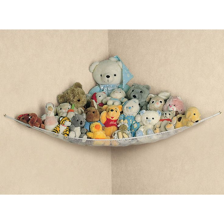Duże Zabawki Miękkie Przedszkole Torba Siatkowa Hamak Siatki Dziecko Dzieci Sypialnia Przechowywania Tidy