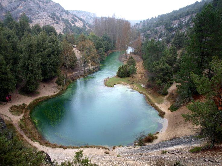 La Fuentona de Muriel, Soria, España