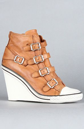 Someone skinny wearing skinny jeans will look very hip in these Ash Shoes:)