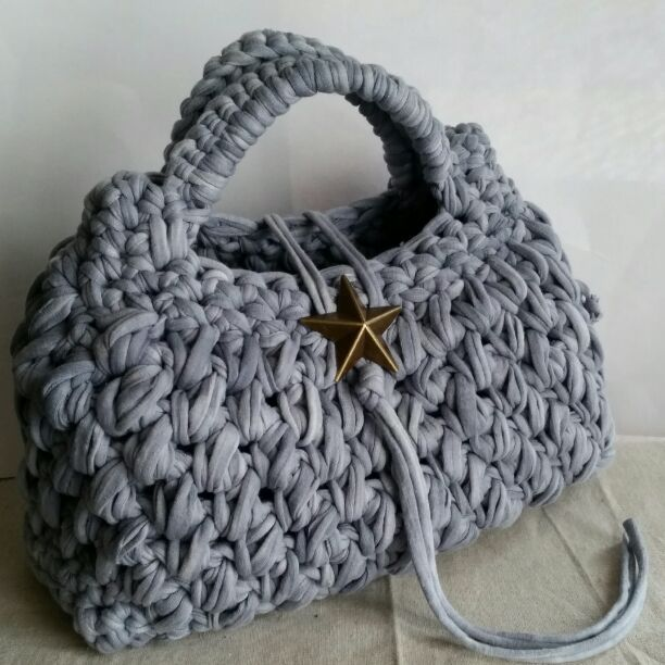 322 best ズパゲッティ! images on Pinterest | Crochet bags, Crocheted bags and ...