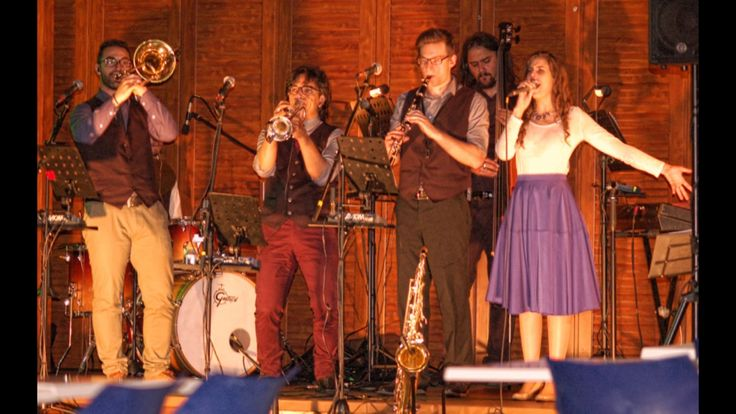 7 Mile Limit in action - dont miss this new and exciting Swing Band