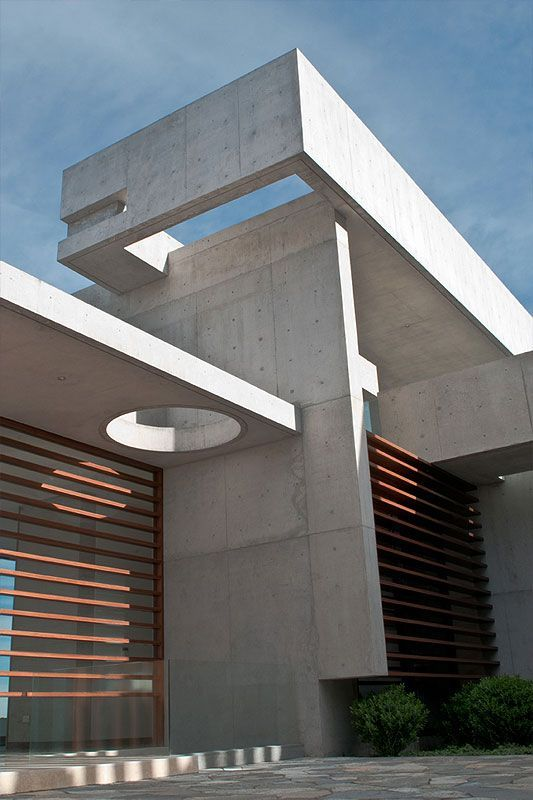 jaime bendersky arquitectos / casa zaror, vitacura santiago: