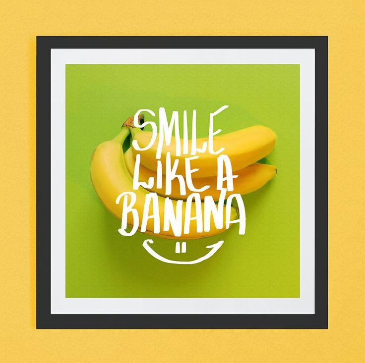 Banana smile :)