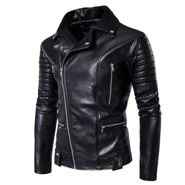 Kids Unixes Genuine Soft Leather Jacket Outerwear Biker Jacket