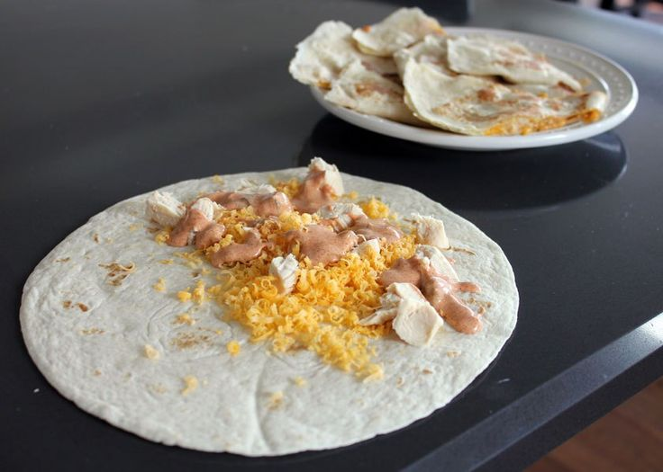 Homemade Taco Bell Quesadilla Sauce | So good and just like the real thing! | preparedfromscratch.com