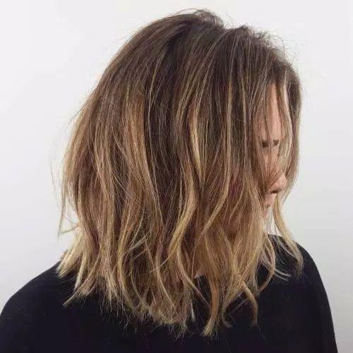 Cheveux Mi,longs 40 Coupes Tendance 2016
