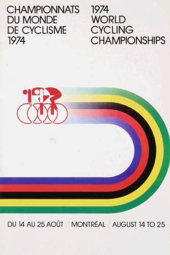 Championnats Du Monde De Cyclisme 1974/1982