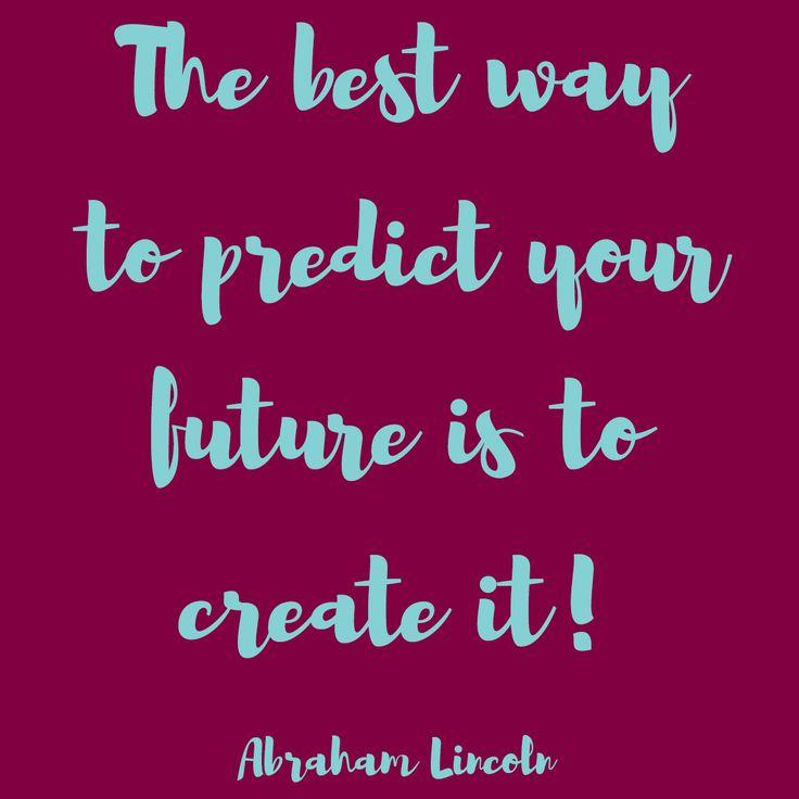 Food for thought: #inspiration #sophia #enjoythinking #motivation #createmoments #future #linclon #philosophy