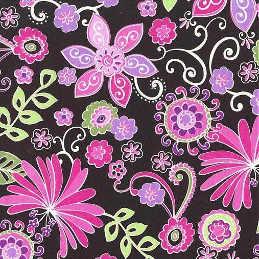 M.Miller - Contemporary florals,Boho Blossom(100%bavlna)